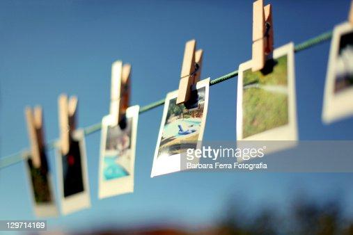 Summer memories : Stock Photo