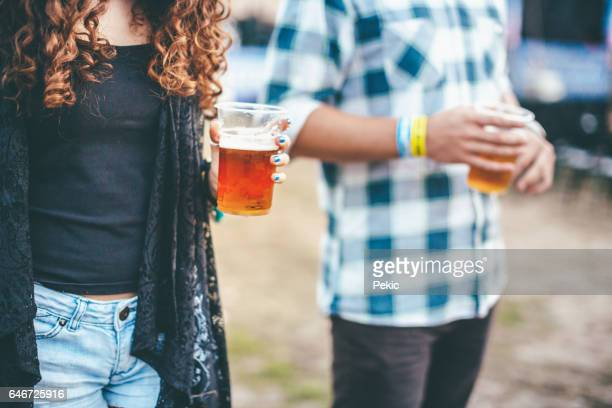 Summer, music and beer