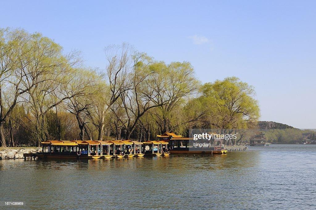Sommerpalast in Peking : Stock-Foto