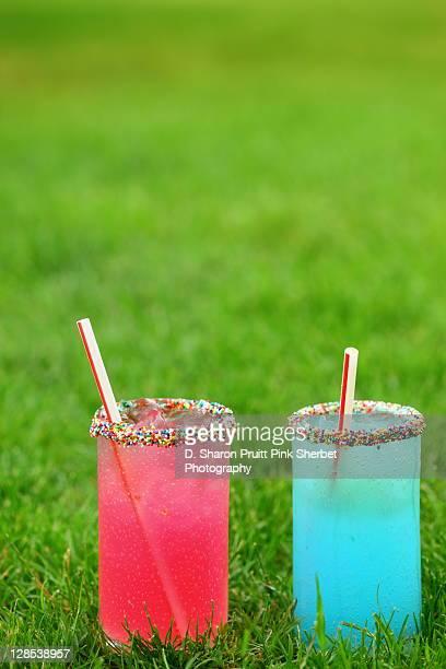 Summer refreshment drinks