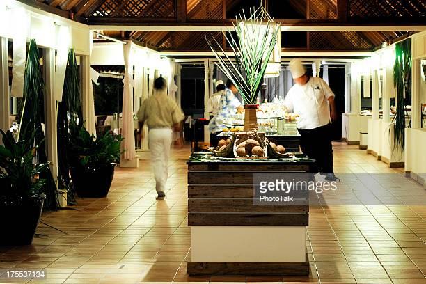 Summer Resort Restaurant - XLarge