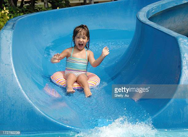 Summer Sliding Fun