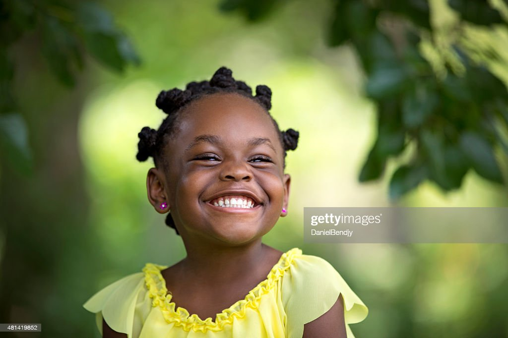 Summer Smile : Stock Photo