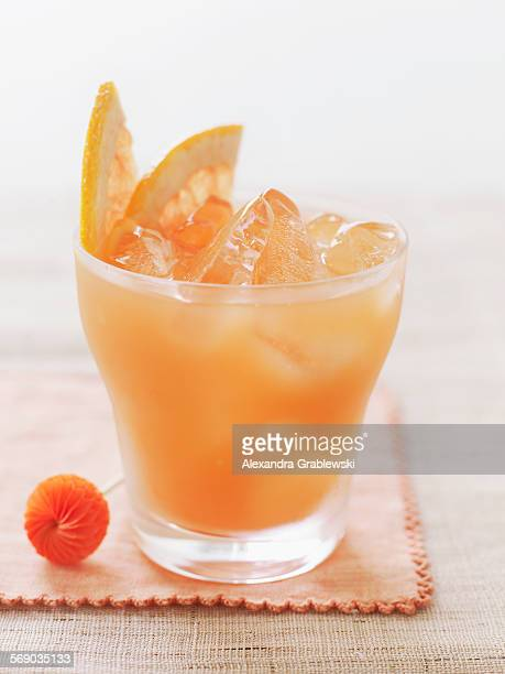 Summer Solstice Cocktail