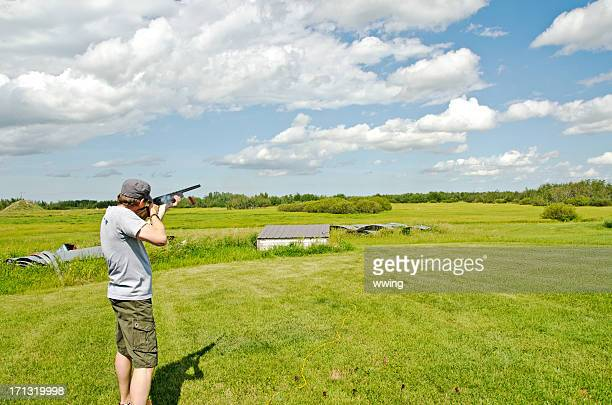 Summer Trap Shooting