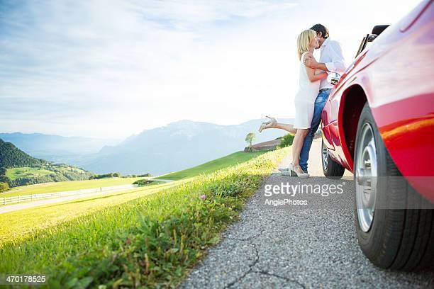 Sommer Reise mit dem Auto