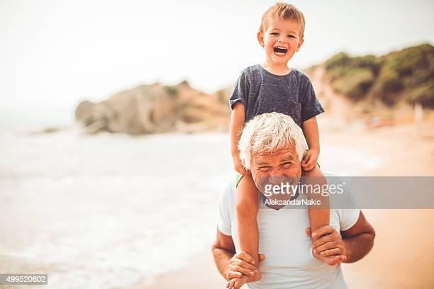 Estate con la mia grandpa