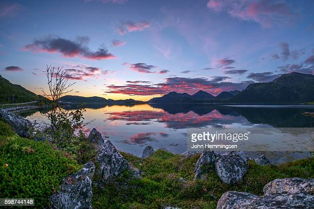 Summernight in Troms