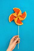 Summertime Pinwheel