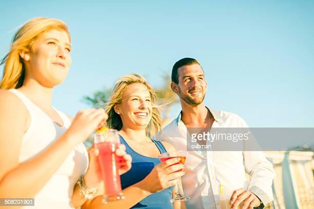 Summertime Sundowners