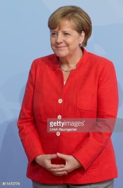 G20 summit in Hamburg Federal Chacellor Angela Merkel