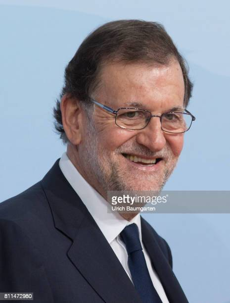 G20 summit in Hamburg Mariano Rajoy Brey Prime Minister of Spain