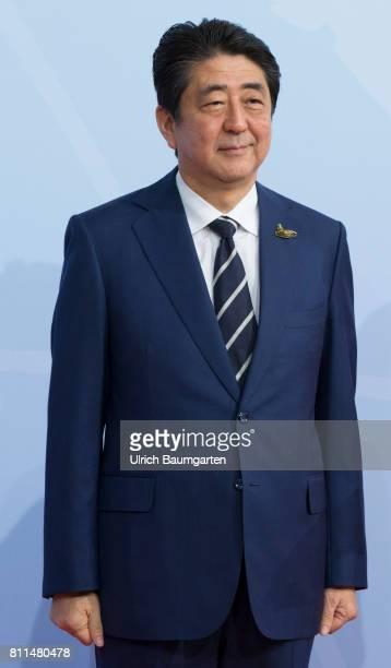 G20 summit in Hamburg Shinzo Abe Prime Minister of Japan