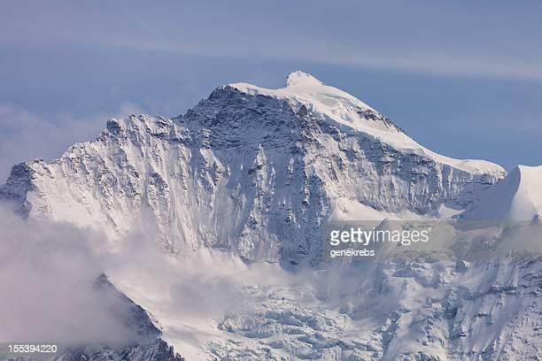 Summit of the Jungfrau, Swiss Icon, Bernese Oberland
