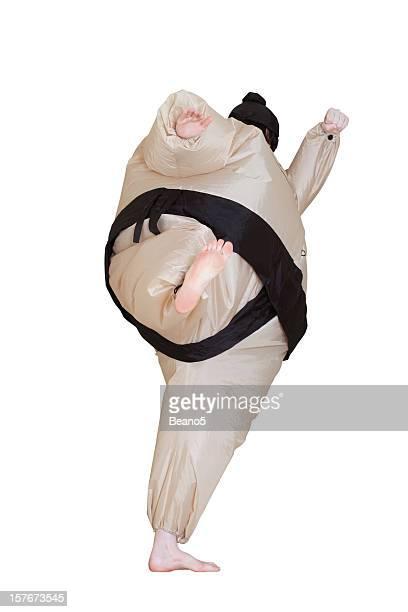 Sumo-Anzug Kick