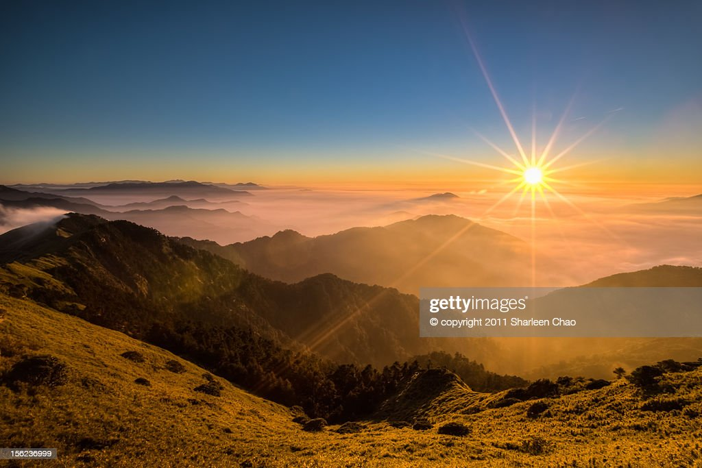 Sun is shining up there : Stock Photo