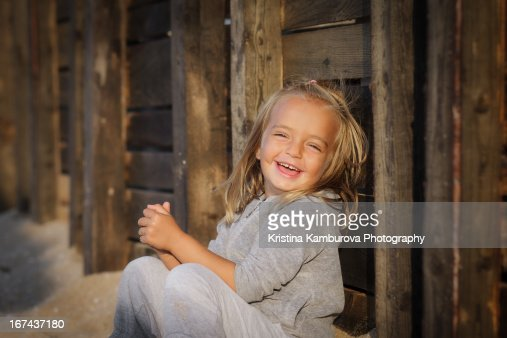 Sun light laughter : Foto de stock