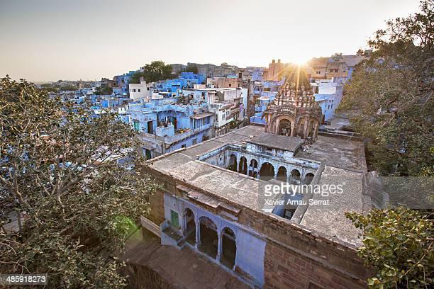 Sun over Jodhpur