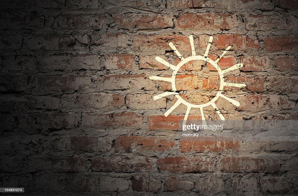 Sun : Stockfoto