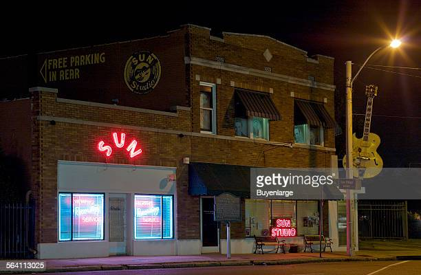 Sun Records Studio Memphis Tennessee