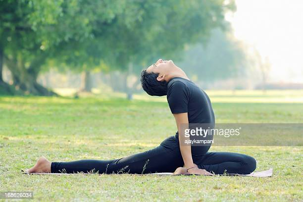 Sun salutation Exercise