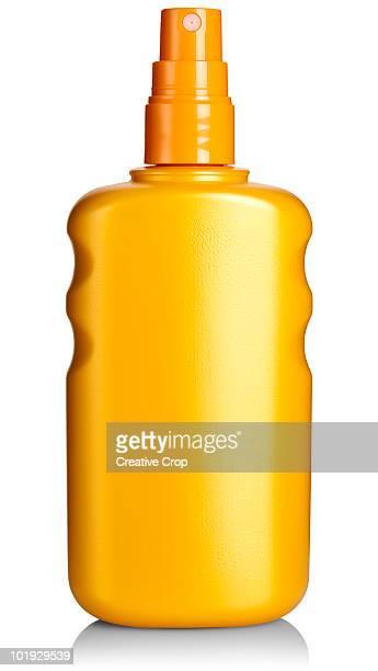Sun screen / lotion bottle