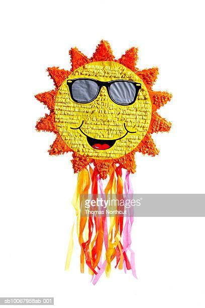 Sun shaped pinata