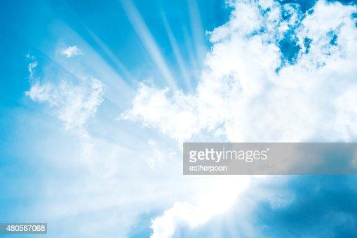 Sun Shine : Stock Photo