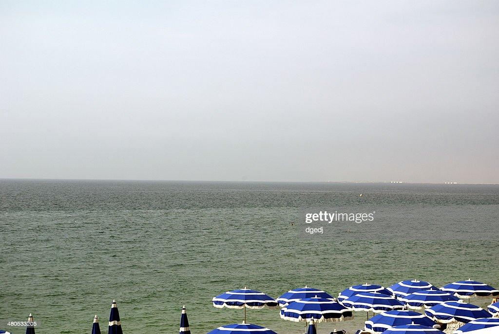 sun umbrellas : Stock Photo