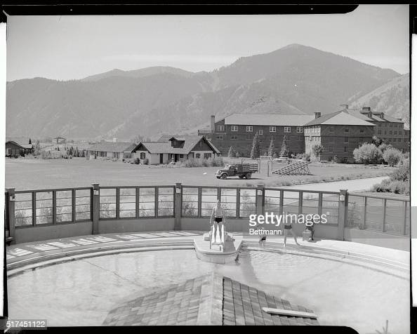Sun Valley Lodge Stock Photos And Pictures Getty Images