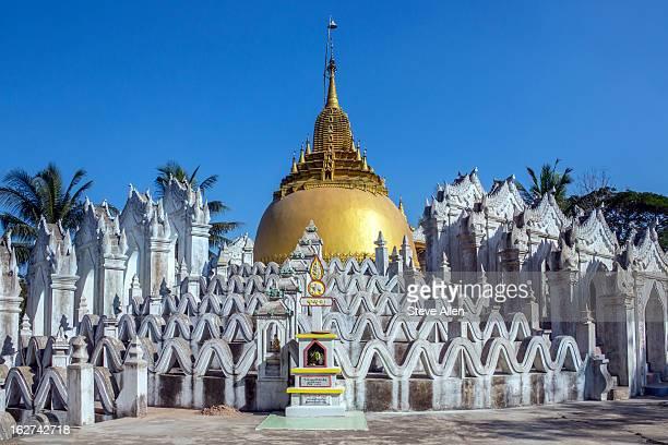 Sunamuni Temple - Bago - Myanmar