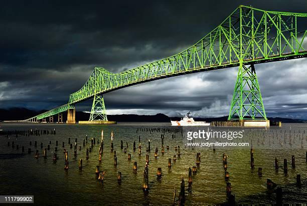Sunbreak, Astoria Meger Bridge