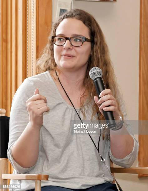 Sundance Film Festival Associate Programmer Heidi Zwicker attends the 2017 Aspen Shortsfest filmmakers master class on April 7 2017 at Mountain...