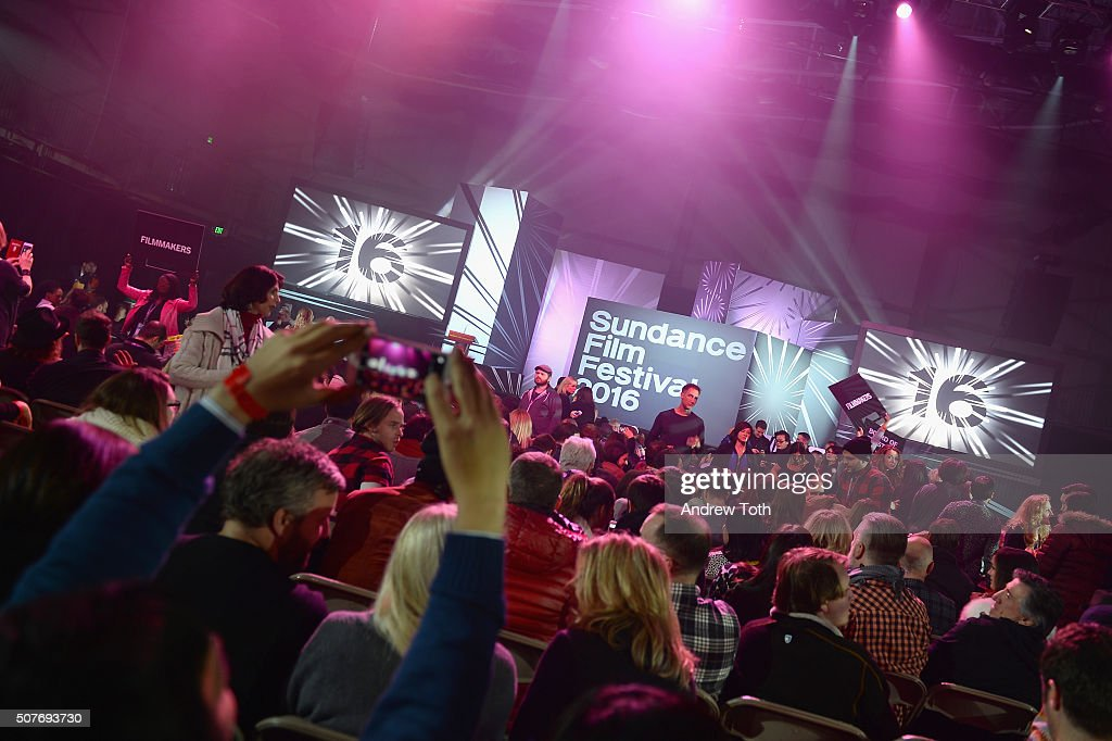 Sundance film festival awards ceremony 2016 sundance film festival