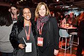 Sundance Film Festival Director Documentary Film Program Tabitha Jackson and Sundance Institute Executive Director Keri Putnam attend Documentary...
