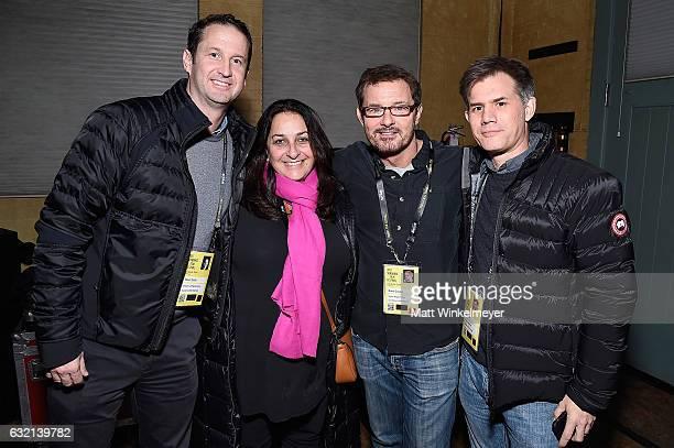 Sundance Film Festival Director of Programming Trevor Groth Sundance Film Festival senior programmer Caroline Libresco Sundance Film Festival Senior...