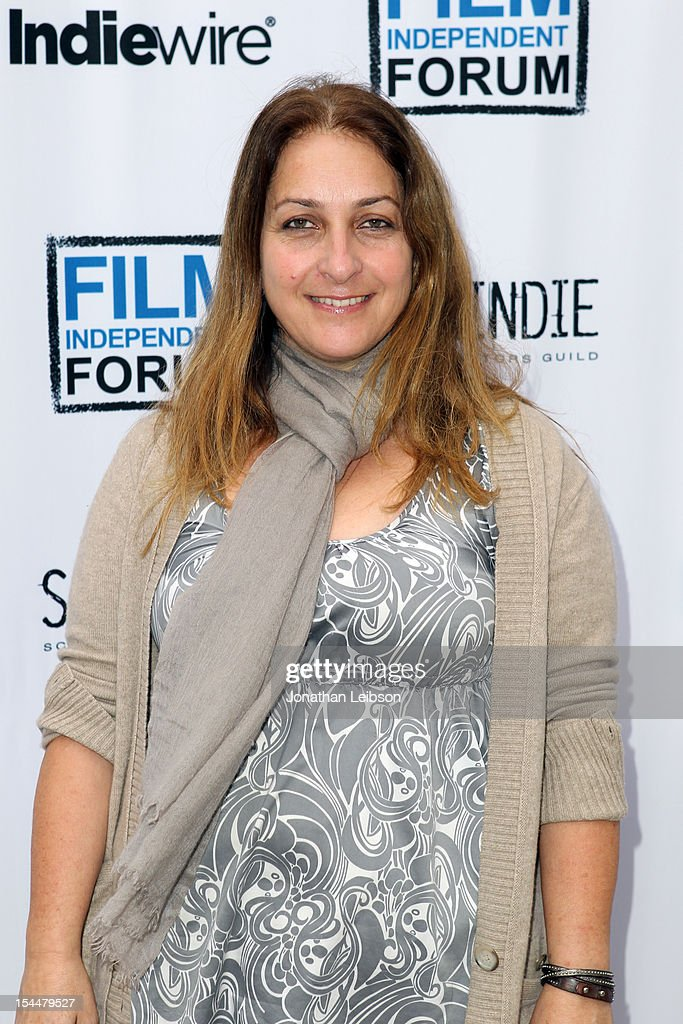 Sundance Film Festival Senior Programmer & Moderator Caroline Lebresco attend the Film Independent Film Forum at Directors Guild of America on October 20, 2012 in Los Angeles, California.