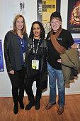 Sundance Institute Executive Director Keri Putnam Documentary Film Program Fund Director Tabitha Jackson and Sundance Institute President and Founder...