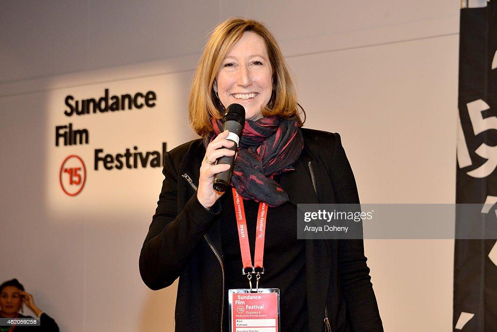Documentary Film Program Reception - 2015 Sundance Film Festival