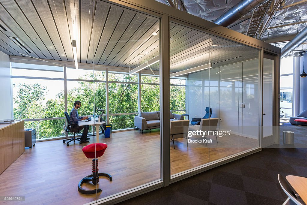 google office pictures california. sundar pichai ceo of google in his office at headquarters mountain view pictures california