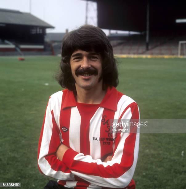 Sunderland Captain Bobby Kerr