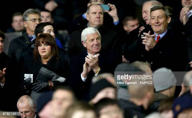 Sunderland CEO Margaret Byrne and Owner Ellis Short