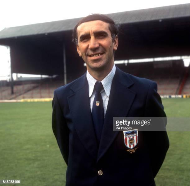 Sunderland Manager Bob Stokoe