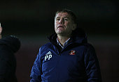 GBR: Scunthorpe v Sunderland: Leasing.com Trophy