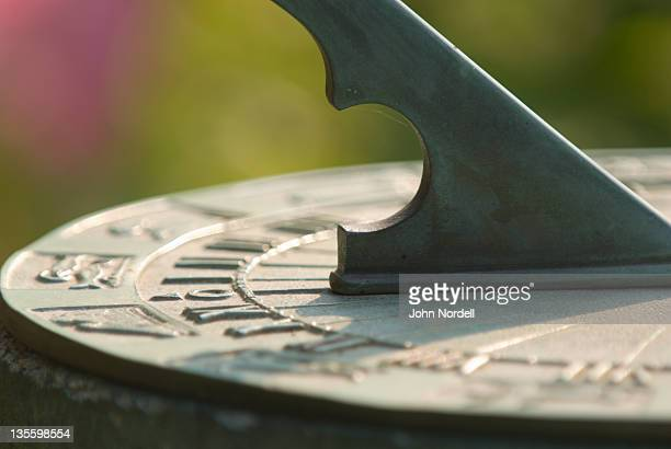 Sundial close-up