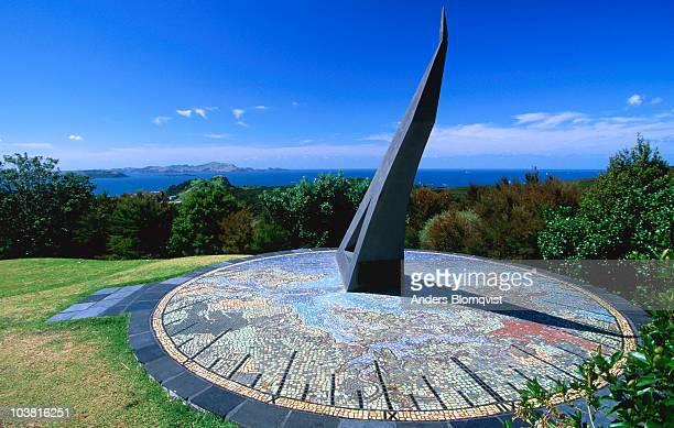 Sundial, Maiki (Flagstaff Hill).