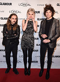 Sunflower Bean attends Glamour's 25th Anniversary Women Of The Year Awards at Carnegie Hall on November 9 2015 in New York City