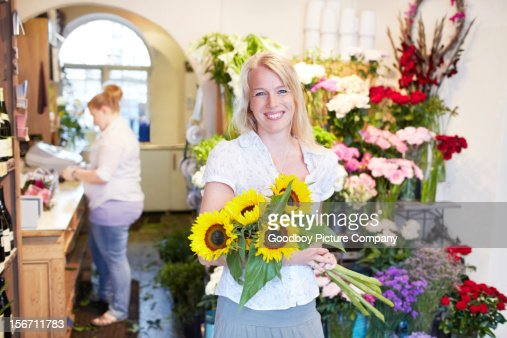 Sunflowers are my favorite : Stock Photo