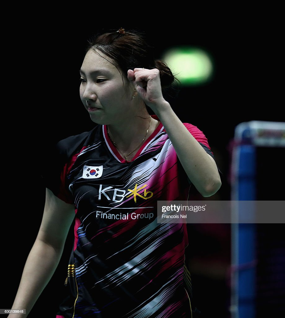 Sung Ji Hyun Badminton Player s – of Sung Ji Hyun