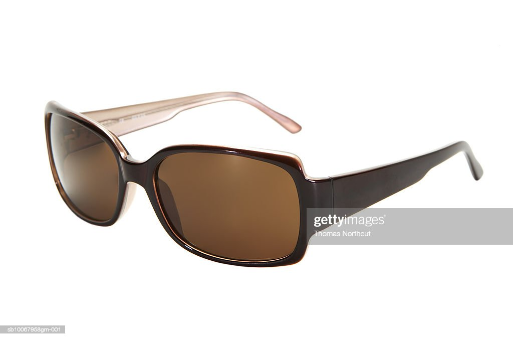 Sunglasses on white background : Stock Photo